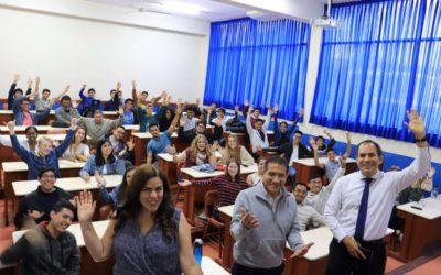 Estudiantes de Penn Estate en la UNI culminan primera mitad del programa de intercambio