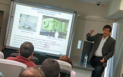 Presentación del Proyecto Heva, una propuesta de economía circular