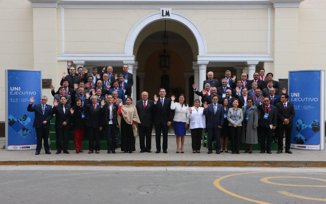 UNI-EJECUTIVO: propuestas y acuerdos para una universidad pública de excelencia hacia el 2030