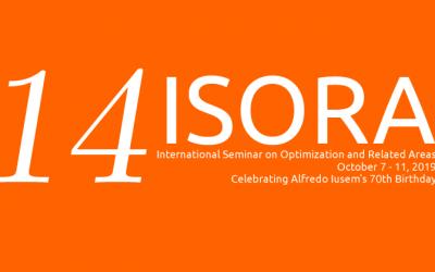 IMCA: 14 ISORA International Seminar on Optimization and Related Areas