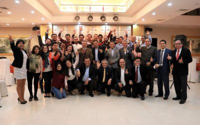 Presentan red de mentores de Startup UNI