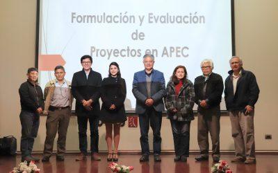 Charla: Formulación y Evaluación de Proyectos en APEC