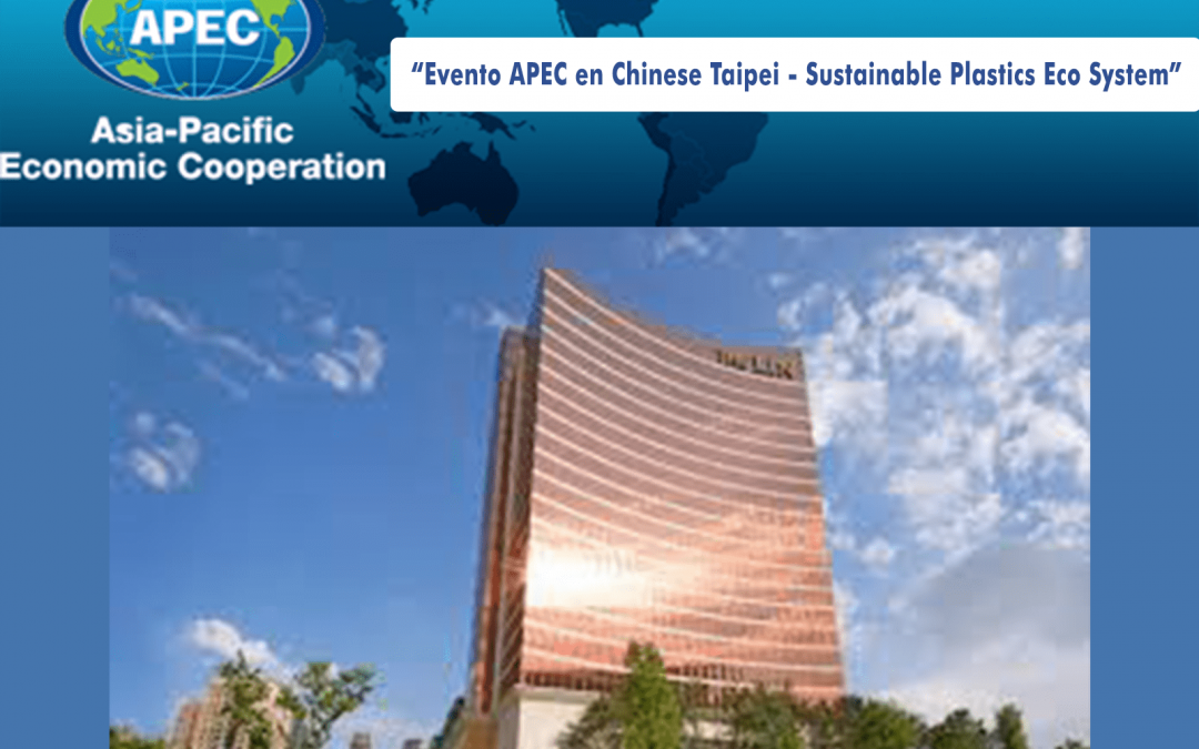 APEC Sustainable Plastics Eco System – Best Practice Sharing On Business Model Innovation and Technologies Implementation program