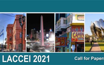 XIX Conferencia Múltiple Internacional LACCEI de Ingeniería, Educación y Tecnología – Argentina