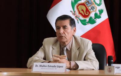 Vicerrector Investigación destaca desarrollo sostenido de indicadores de investigación UNI