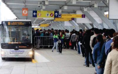 Encuesta para el estudio del transporte público e implementación de los sistemas inteligentes