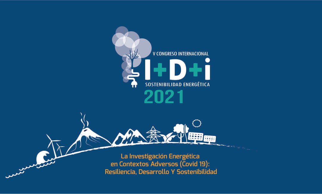 Invitación al V Congreso Internacional de I+D+i en Sostenibilidad Energética y Call for Papers en Ecuador