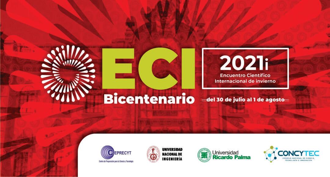 Encuentro Científico Intl. Bicentenario de invierno 2021 con destacados ponentes internacionales