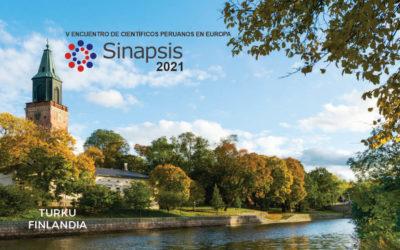 V Encuentro de Científicos Peruanos en Europa SINAPSIS 2021 agrupará a destacados investigadores