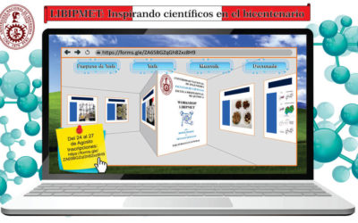 Grupo de Investigación LIBIPMET convoca al II WORKSHOP de Química Pura por el Bicentenario