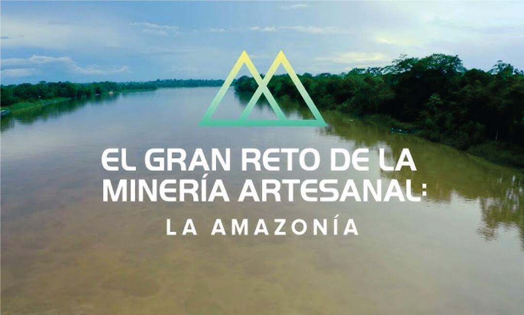 """Presentación de la Red IDi: Convocatoria internacional """"El Gran Reto de la Minería Artesanal. La Amazonía"""""""